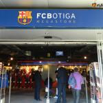 Wejście do sklepu klubowego