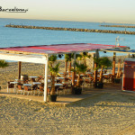 Bar na plaży Barceloneta