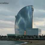 Barcelona - hotel W