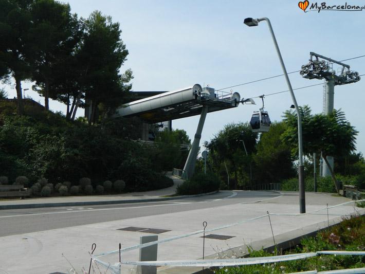 Kolejka linowa Teleferic de Montuice