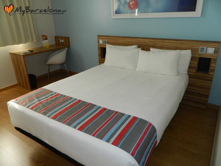 Pokój w hotelu Travelodge Poblenou