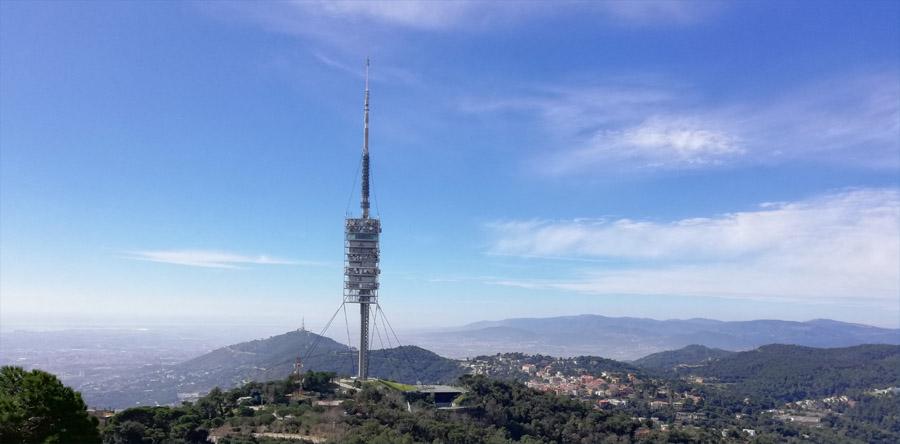 Torre de Collserola - Tibidabo