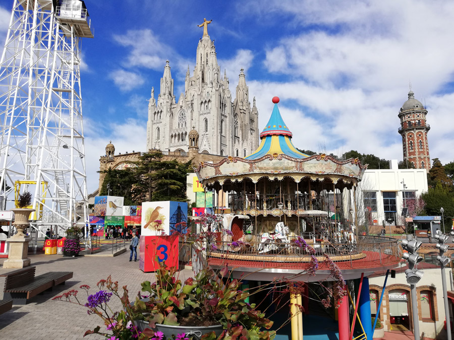 Park Rozrywki Tibidabo