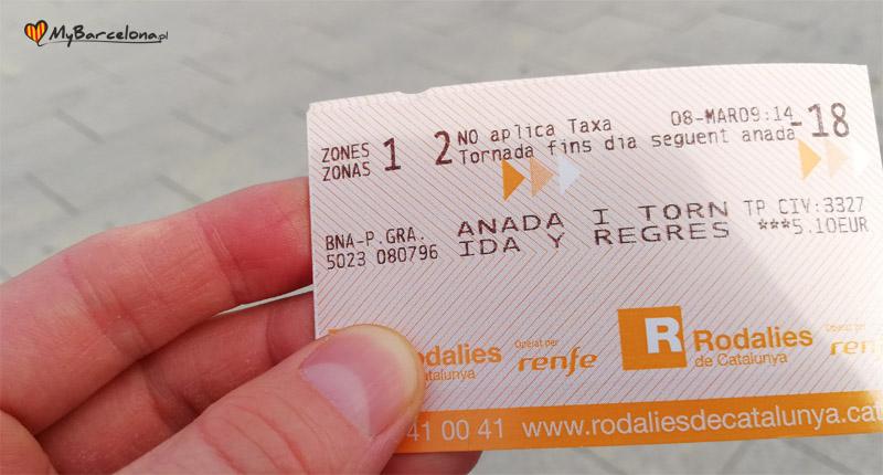 Bilet Renfe