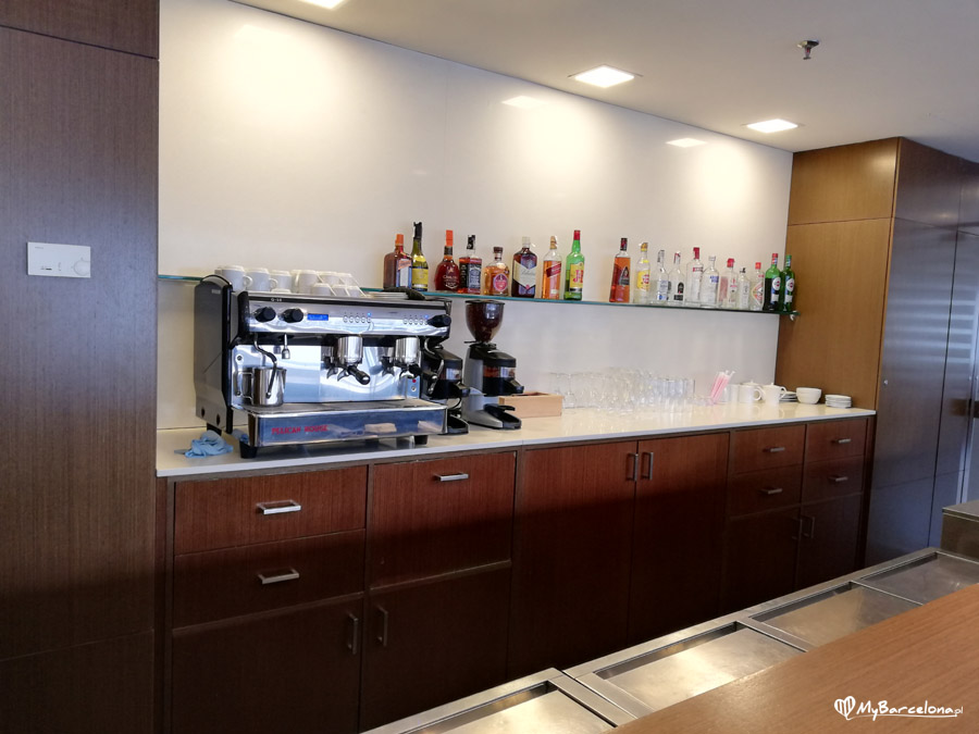Holiday Inn Express Barcelona - bar