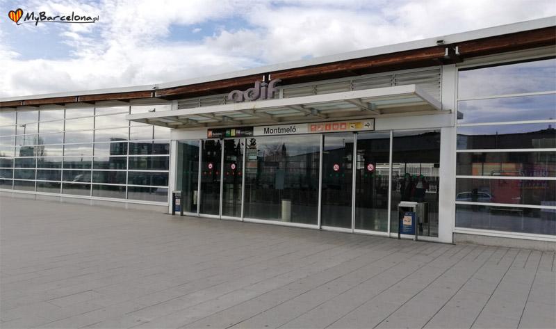 Dworzec w Montmelo