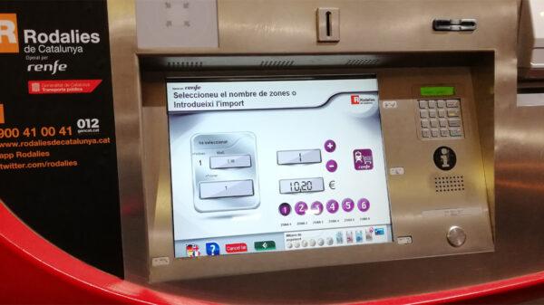 T-10 - automat biletowy