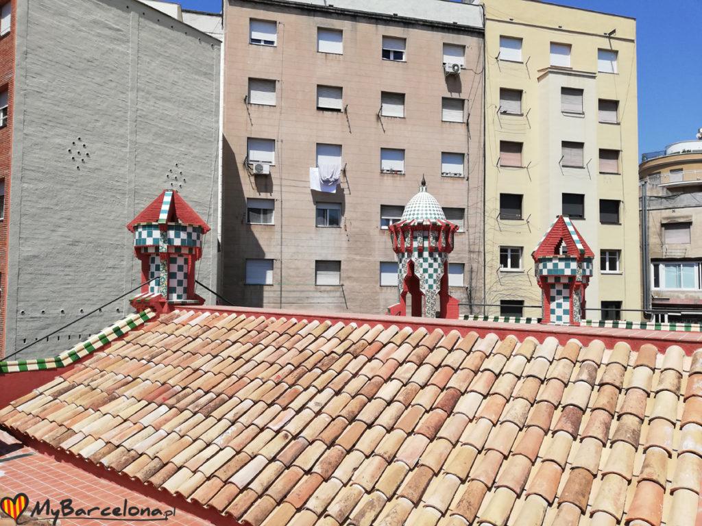 Dach Casa Vicens
