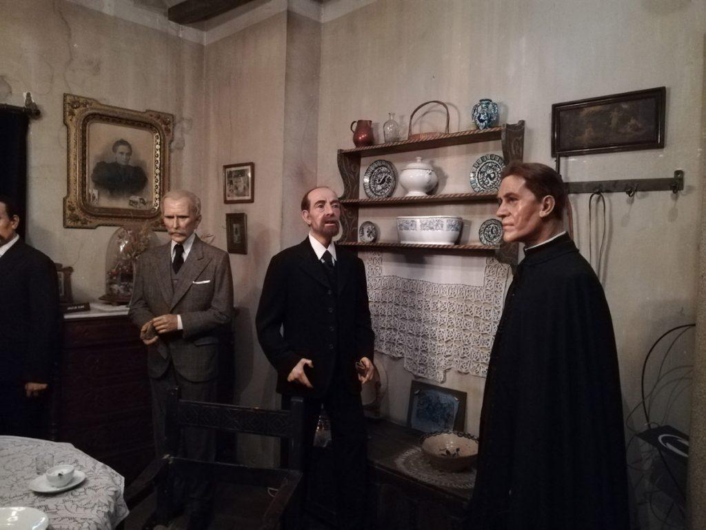 Muzeum Figur Woskowych w Barcelonie